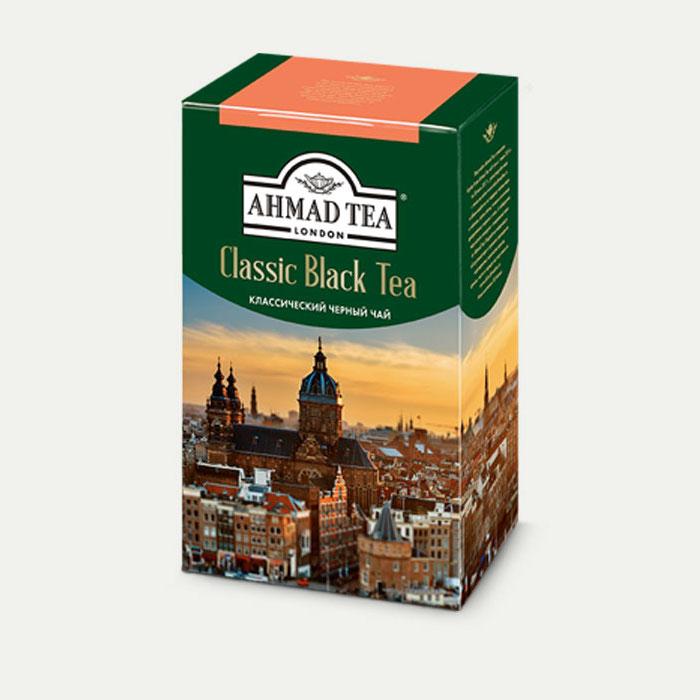 Чай классический черный 100г